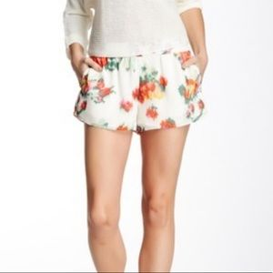Joie Lanina 100% Silk Shorts - NEW